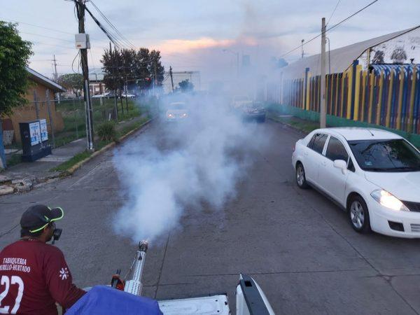 Combaten al Dengue en colonias de Zamora