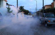 Más de 110 colonias fumigadas contra el Dengue en Zamora