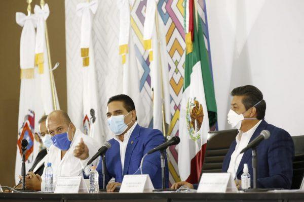 Alianza de Gobernadores, clave en manejo de crisis por COVID-19: Silvano Aureoles