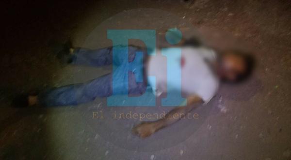 "Delincuentes matan a tiros a ""El Chaparro"" en Zamora"