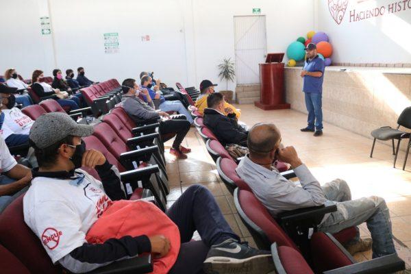 Se suma Vectores estatal al Ayuntamiento para combatir el dengue
