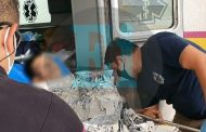 Hombre es baleado mientras trabajaba en un taller de hojalatería y pintura