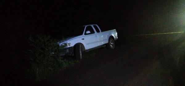 Era zamorano el ejecutado hallado dentro de una camioneta en Tangancícuaro