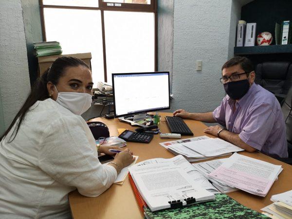 Brinda Contraloría zamorana asesoría a municipios vecinos