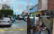 Ejecutan a pareja y dejan sus cuerpos encobijados en una vivienda del Centro de Zamora