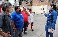 Atiende Ayuntamiento de Zamora a vecinos del Generalísimo Morelos