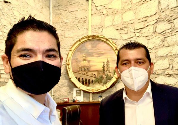 Fortaleceremos ayuntamientos para garantizar su operatividad en cierre del 2020: Arturo Hernández