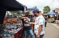 AUTORIDADES AGRADECEN SOLIDARIDAD DE TIANGUISTAS DE CRISTO REY EN JACONA