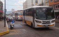 Sólo habrá paro parcial de transporte mañana en Zamora y Jacona