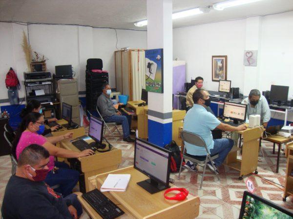 ACTUALIZACIÓN PARA CLASES VIRTUALES A PROFESORES DE SECUNDARIA DE EL PLATANAL