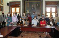 Reconoce Ayuntamiento a trabajadores por años de servicio a Zamora