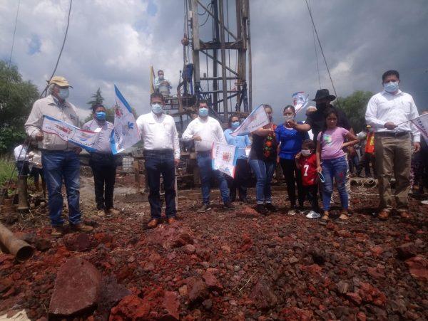 Destinan más de 6 mdp para infraestructura hidráulica en Tangancícuaro