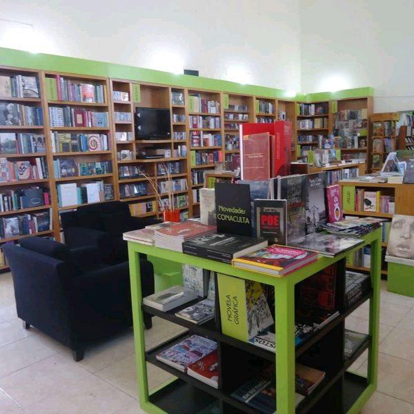 Librería Educal Zamora a punto de cerrar puertas ante bajas ventas