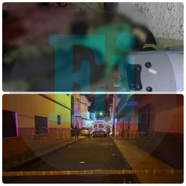 """Ultiman a tiros a """"El Güero"""" en la colonia Ramírez"""