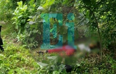 Joven mujer es hallada asesinada en predio de Zamora