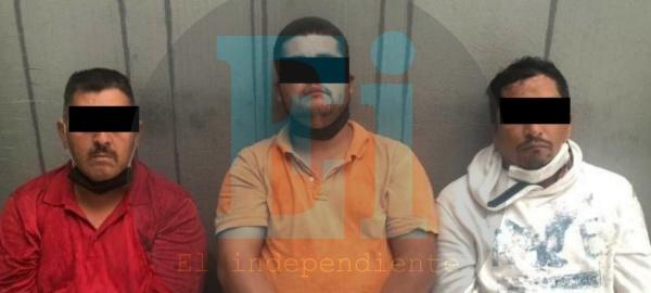 Desmantelan grupo delictivo dedicado a robo de mercancías en Autopista de Occidente