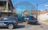 Agreden a tiros a un hombre en la Generalísimo Morelos