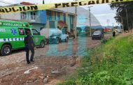 Pistoleros irrumpen en casa de Chaparaco y matan a su morador