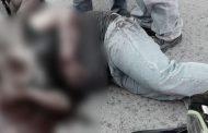 Grave mecánico tras ser baleado en la colonia El Porvenir