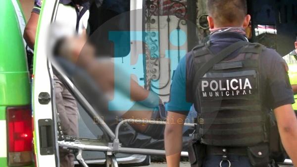 Albañil queda herido en agresión a balazos en la 20 de Noviembre