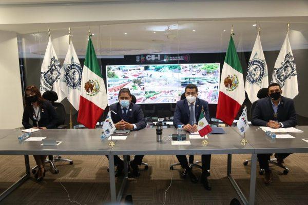 Logra Michoacán acreditación internacional del C5i