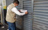 Cierran cinco establecimientos por no cumplir con medidas sanitarias preventivas en Zamora