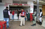 Intensifica Jacona revisiones de medidas sanitarias en negocios