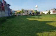 Vecinos del Campanario cuentan con espacios recreativos dignos