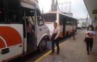 Usuarios de transporte público no podrán abordar unidades sin cubrebocas