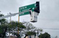 Tránsito de Zamora crea innovadora tarjeta de control para semáforos