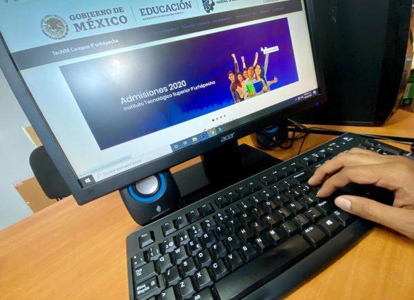 Modifican fecha y modalidad para examen de admisión al Tecnológico P'urhépecha Jacona