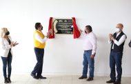 Inaugura Gobernador infraestructura educativa en la UTOM*