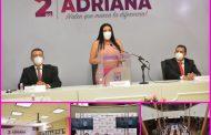 En Jacona, se consolida Adriana Campos como la mejor alcaldesa