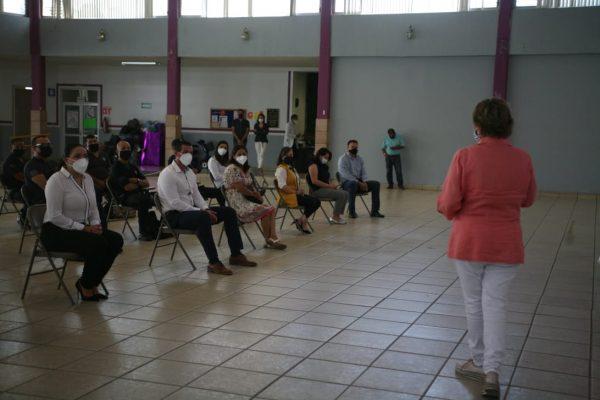 En Jacona se busca proteger a mujeres víctimas de violencia: Adriana Campos