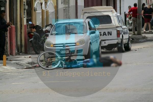 A tiros matan a un ciclista en la Valencia Segunda Sección