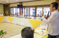 Toño García se reúne con productores de Zamora y Puruándiro