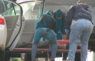 Comerciante es ultimado a tiros a bordo de su automóvil en Jacona