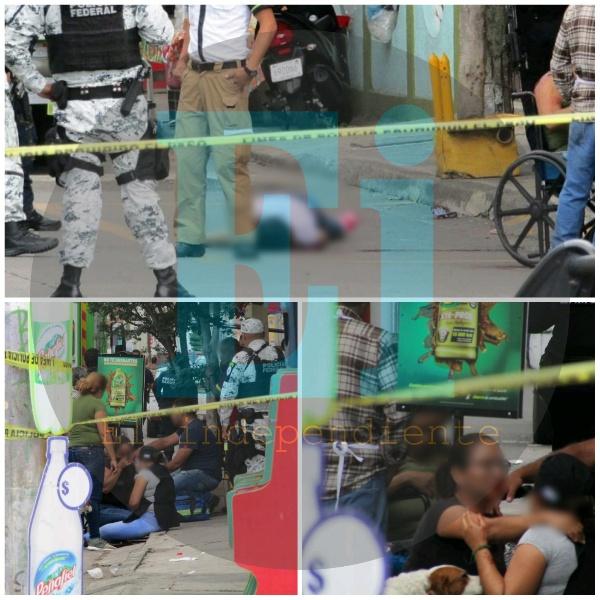 Madre e hija son asesinadas a balazos en la colonia El Porvenir, Zamora