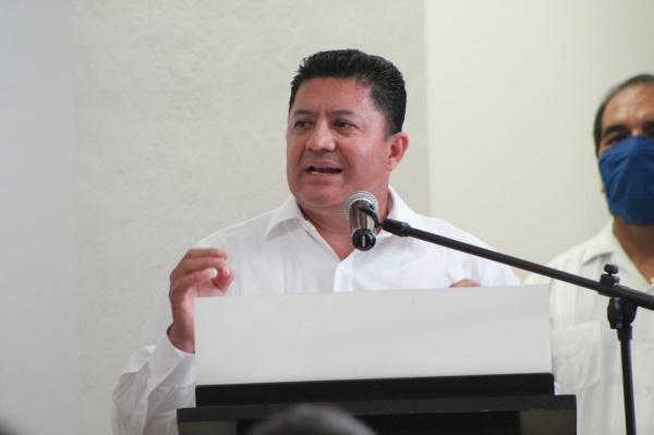 Con trabajo y resultados, transformamos Michoacán: Feliciano Flores
