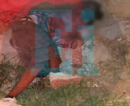 Matan a un muchacho en las calles de la colonia Los Sabinos