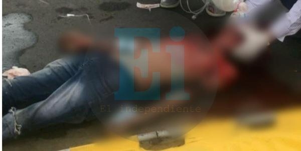 Menor de edad muere en ambulancia tras ser baleado cerca de La Rinconada
