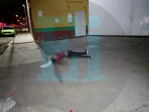 Matan a un hombre frente a las instalaciones de Aproza