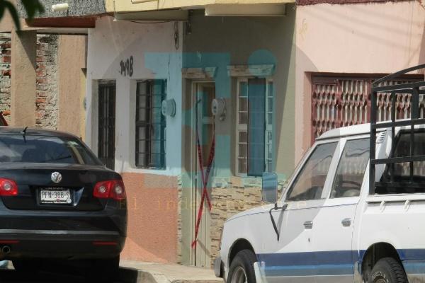 Balean casa de la Valencia Primera Sección, no hay víctimas