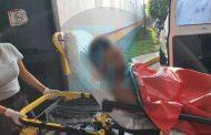 Atacan a tiros a dos jóvenes en Tangancícuaro; ambos resultaron heridos