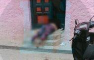 Rafaguean a una mujer y muere, en pleno centro de Tangancícuaro