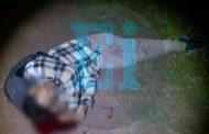 De un balazo en cráneo matan a hombre en Zamora