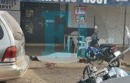 """Matan a """"El Michoacano"""" en tienda de Chilchota"""