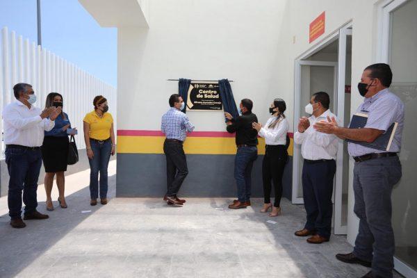 Turicato, municipio pequeño con un gran Centro de Salud moderno y equipado