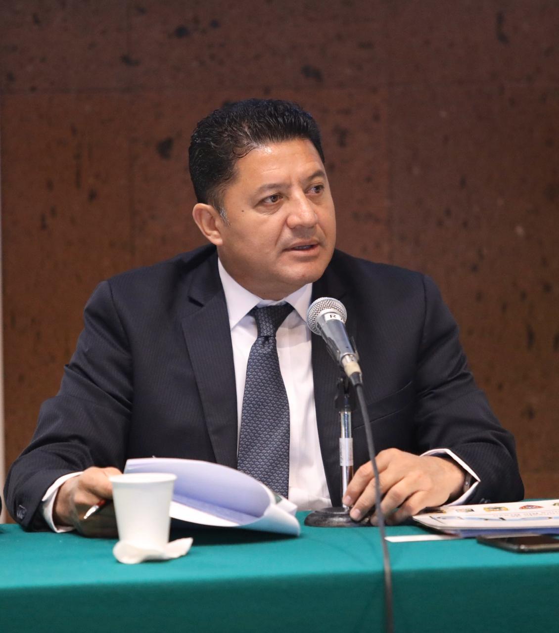 Destacará Nueva Ley General de Aguas en Segundo Informe: Feliciano Flores.