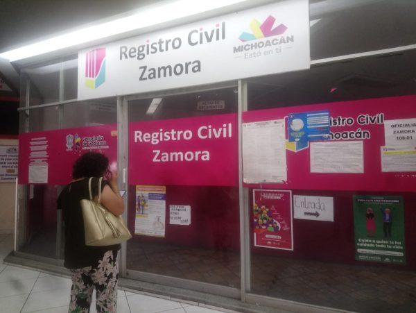 Registro civil homologará su sistema web con la Fiscalía